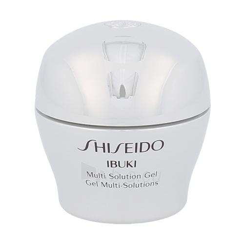 Veido kremas Shiseido Ibuki Multi Solution Gel Cosmetic 30ml Paveikslėlis 1 iš 1 310820089286