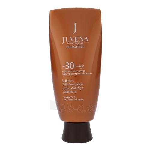 Veido losjonas Juvena Sunsastion Superior Anti-Age Lotion SPF30 Cosmetic 150ml Paveikslėlis 1 iš 1 310820043297