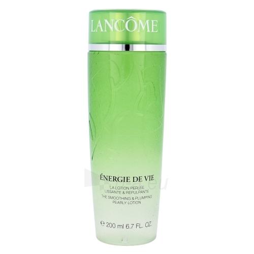 Veido losjonas Lancome Énergie De Vie Pearly Lotion Cosmetic 200ml Paveikslėlis 1 iš 1 310820043300