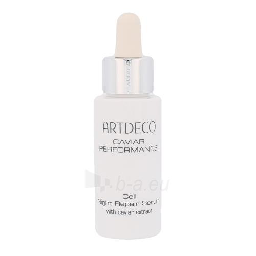 Veido serumas Artdeco Caviar Performance Cell Night Repair Serum Cosmetic 30ml Paveikslėlis 1 iš 1 310820043058