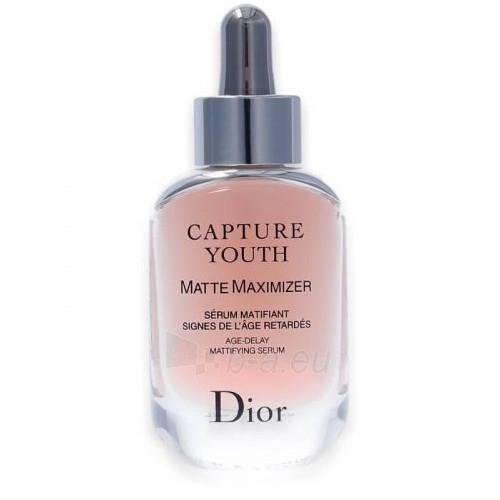 Veido serumas Dior Mattifying serum to preserve youthful skin appearance Capture Youth Matte Maxi Mizer (Age-Delay Matifying Serum) 30 ml Paveikslėlis 1 iš 1 310820175296