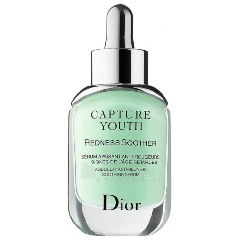Veido serumas Dior Soothing serum against erythema Capture Youth Redness Soother (Age-Delay Anti-Redness Soothing Serum) 30 ml Paveikslėlis 1 iš 1 310820175297