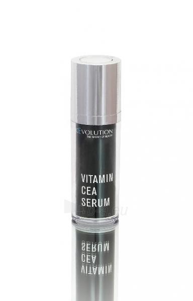 Veido serumas FacEvolution Vitamin skin serum (Vitamin Serum CEA) 30 ml Paveikslėlis 1 iš 1 310820091880