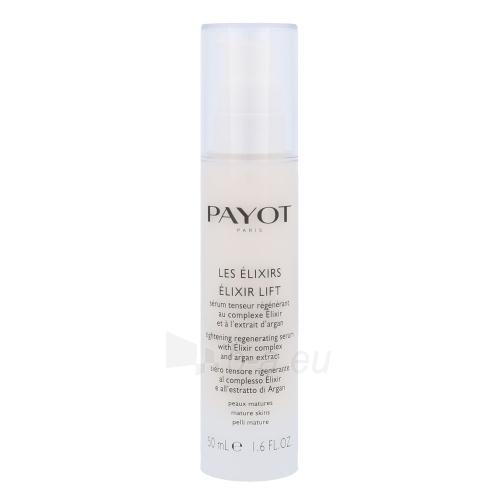 Veido serum Payot Elixir Lift Tightening Regenerating Serum Cosmetic 50ml Paveikslėlis 1 iš 1 310820047422
