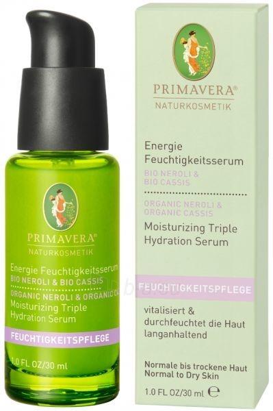 Veido serum Primavera Neroli Cassis Nourishing Hydrating Serum 30 ml Paveikslėlis 1 iš 1 310820169696