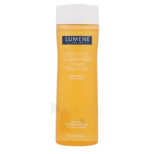 Veido tonikas Lumene Bright Touch Clarifying Toner Cosmetic 200ml Paveikslėlis 1 iš 1 310820046876