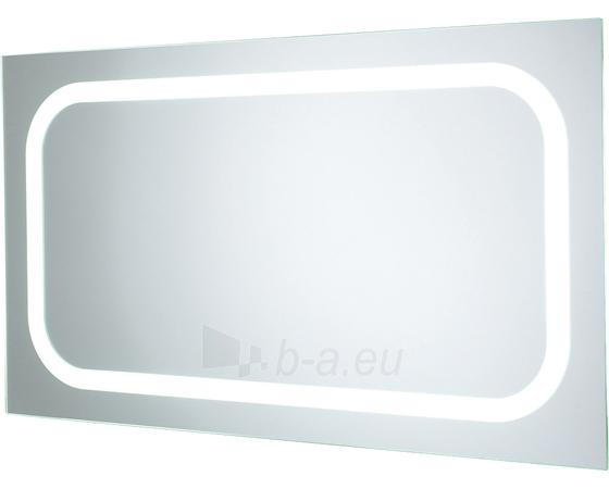Veidrodis su apšvietimu, 100 x 57,5 cm Paveikslėlis 1 iš 1 270717000917