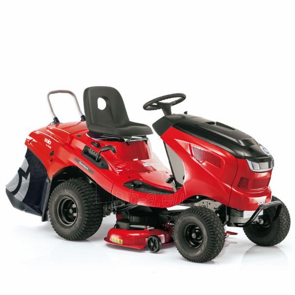 Vejos pjovimo traktorius SOLO by AL-KO T 16-103.7 HD V2, 9.1 kW / 103 cm Paveikslėlis 1 iš 1 310820134567