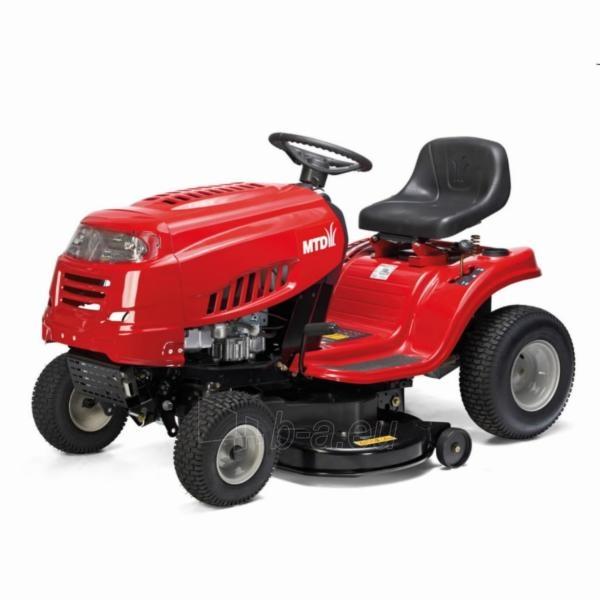 Vejos traktorius MTD SMART RF 125 M Paveikslėlis 1 iš 1 264400000127