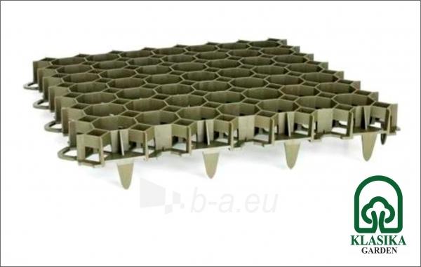 Korys žolės- vejos 50 x 50 cm KLASIKA GREEN Paveikslėlis 2 iš 3 238700000226