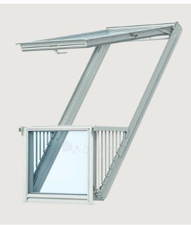 VELUX Cabrio balkonas GDL 3066 PK19 94x252 cm. Paveikslėlis 1 iš 2 310820024372