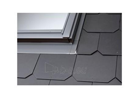 VELUX lango tarpinė EDS 2000 UK08 134x140 cm. lygiai dangai Paveikslėlis 1 iš 2 310820025085
