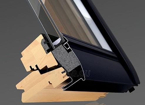 VELUX stogo langas GGL 3062 MK08 78x140 cm. Paveikslėlis 2 iš 2 310820024262