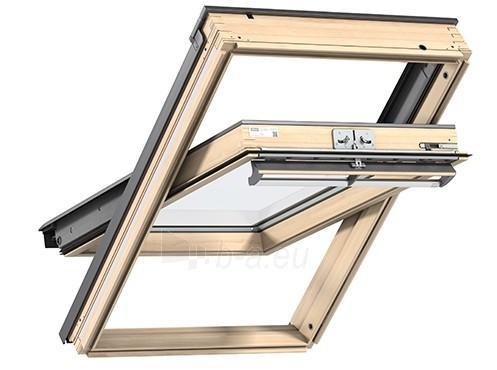 VELUX stogo langas GGL 3062 PK10 94x160 cm. Paveikslėlis 1 iš 2 310820024275