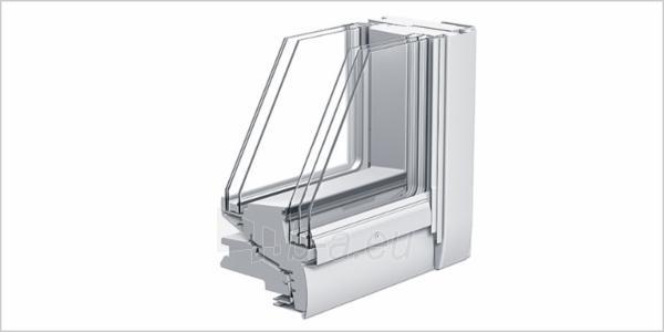 VELUX stogo langas GGU 008230 SK06 114x118 cm. Paveikslėlis 2 iš 3 310820024371