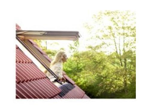 VELUX stogo langas GPU 0060 SK08 114x140 cm Paveikslėlis 2 iš 2 310820024198