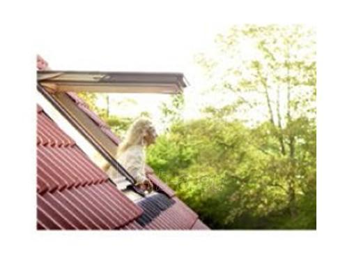 VELUX stogo langas GPU 0060 UK08 134x140 cm Paveikslėlis 2 iš 2 310820024199
