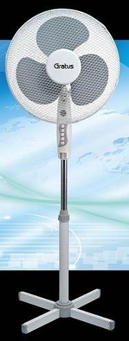 Ventilaitorius GRATUS VES402 su stovu Paveikslėlis 1 iš 1 250127000068