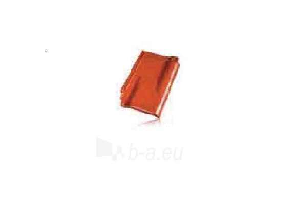 Ventiliacinė čerpė KORAMIC L-15, natūrali molio Paveikslėlis 1 iš 1 310820038070