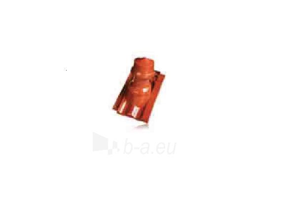 Ventiliacinio kaminėlio komplektas Nr.2 KORAMIC L-15, natūrali molio Paveikslėlis 1 iš 1 310820038076