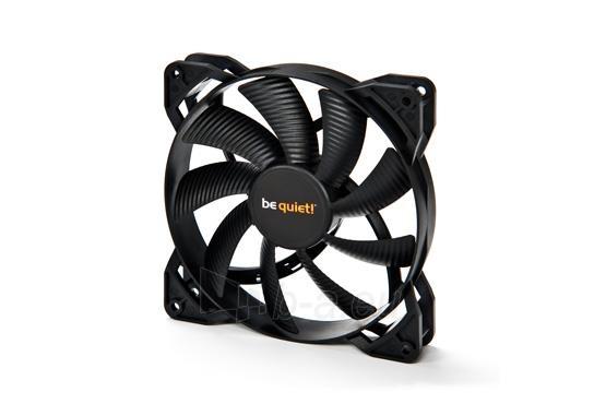 Ventiliatorius  be quiet! Pure Wings 2 120mm, 18,5 dBA Paveikslėlis 1 iš 3 2502552400205