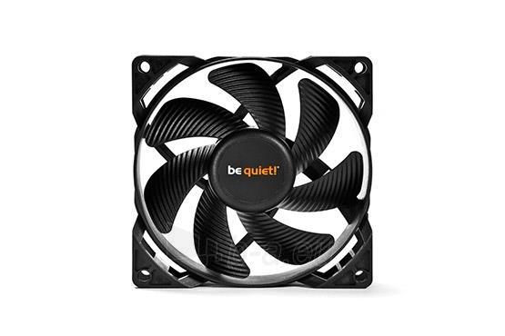 Ventiliatorius be quiet! Pure Wings 2 92mm fan, 18,6 dBA Paveikslėlis 3 iš 3 2502552400209