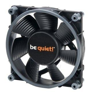 Ventiliatorius be quiet! Shadow Wings SW1 80mm Mid-Speed 80x80x25 2000rpm 15,8dB Paveikslėlis 3 iš 4 2502552400212
