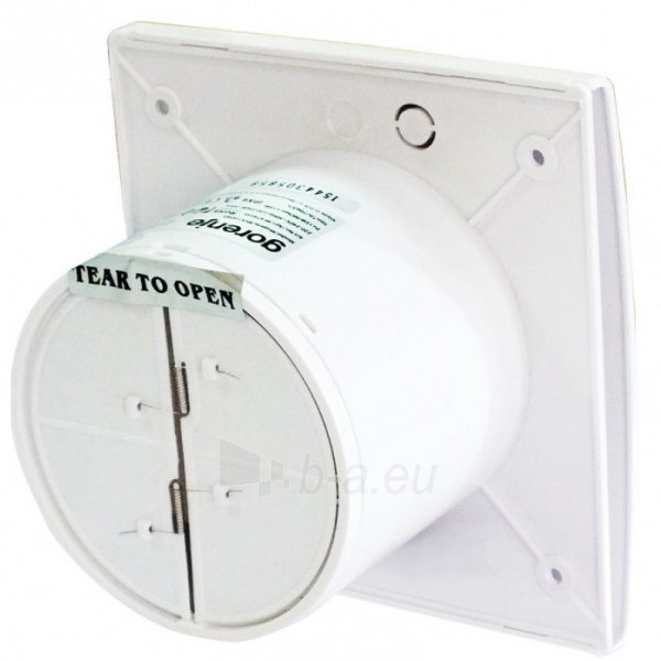 Ventiliatorius Gorenje BVX120WTS Paveikslėlis 3 iš 4 310820253509
