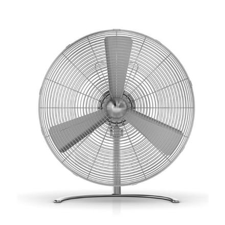 Ventiliatorius Stadler form CHARLY C050E Floor Fan, Number of speeds 3, 60 W, Oscillation, Diameter 45 cm, Stainless steel Paveikslėlis 2 iš 3 310820181749