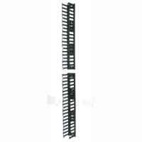 Vertical Cable Manager for NetShelter SX 750mm Wide Paveikslėlis 1 iš 4 250257600399