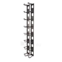 Vertical Cable Organizer for NetShelter 0U Channel Paveikslėlis 1 iš 1 250257600400