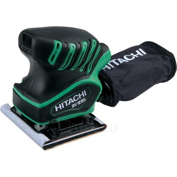 Vibracinis šlifuoklis Hitachi SV12SG Paveikslėlis 1 iš 1 300431000154