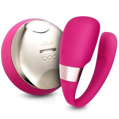 Vibratorius porai LELO Tiani 3 (rožinis) Paveikslėlis 1 iš 4 310820006645