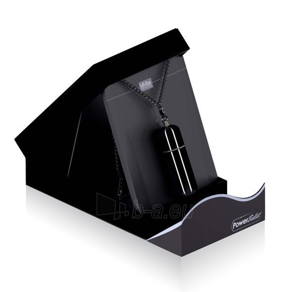 PowerBullet MiVibe pakabukas - Juodas Paveikslėlis 1 iš 4 25140105000029