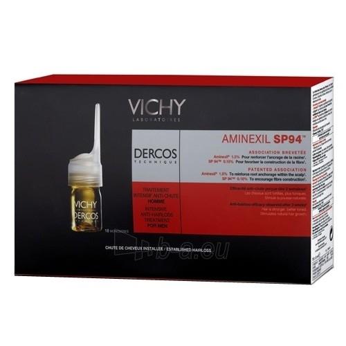 Vichy Dercos Aminexil Hair Loss men 12x6ml Cosmetic 72ml Paveikslėlis 1 iš 1 250832400002