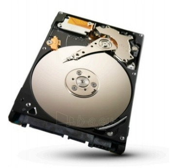 Vidinis diskas Seagate Momentus 2.5 500GB SATA3 7200RPM 32MB 7mm Paveikslėlis 1 iš 1 250255511005