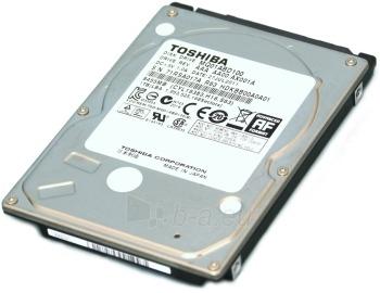 Vidinis diskas Toshiba 2,5 1TB SATA2 5400RPM 8MB Paveikslėlis 1 iš 1 250255511006
