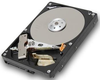 Vidinis diskas Toshiba 3.5 2TB SATA3 7200RPM 64MB Paveikslėlis 1 iš 1 250255511012
