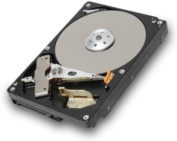 Vidinis diskas Toshiba 3.5 500GB SATA3 7200RPM 32MB Paveikslėlis 1 iš 1 250255511013