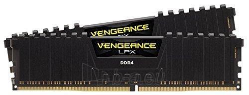 Vidinis kietasis diskas DDR4 Corsair Vengeance LPX 2x8GB 2400MHz 1.2V Paveikslėlis 1 iš 1 310820043889