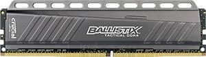 Vidinis kietasis diskas DDR4 Crucial Ballistix Tactical 4GB 2666MHz CL16 1.2V, PC421300 Paveikslėlis 1 iš 1 310820043871