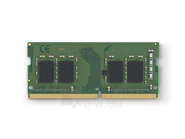 Vidinis kietasis diskas DDR4 SODIMM Kingston 4GB 2133MHz CL15 1.2V Paveikslėlis 1 iš 1 310820043877