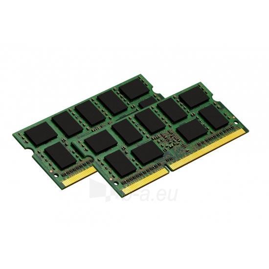 Vidinis kietasis diskas Kingston 2x8GB 2133MHz DDR4 Non-ECC CL15 SODIMM (Kit of 2) 1Rx8 Paveikslėlis 1 iš 1 310820043897