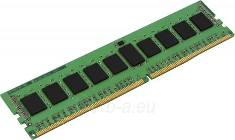 Vidinis kietasis diskas Kingston 8GB 2133MHz DDR4 CL15 DIMM SR x4 w/TS Paveikslėlis 1 iš 1 310820043896