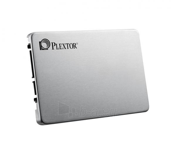 Vidinis kietasis diskas Plextor SSD S2 series 512GB 2,5 Paveikslėlis 1 iš 3 310820047523