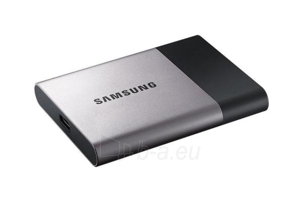 Vidinis kietasis diskas Samsung SSD T3 series, 2TB, 450Mb/s, 74 x 58 x 10.5 mm Paveikslėlis 5 iš 11 310820039591