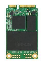 Vidinis kietasis diskas Transcend SSD370 256GB mSATA 6GB/s, MLC Paveikslėlis 1 iš 1 310820044455