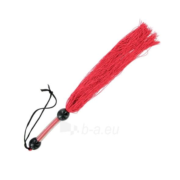 Vidutinis guminis botagėlis - Raudonas Paveikslėlis 1 iš 1 25140915000011