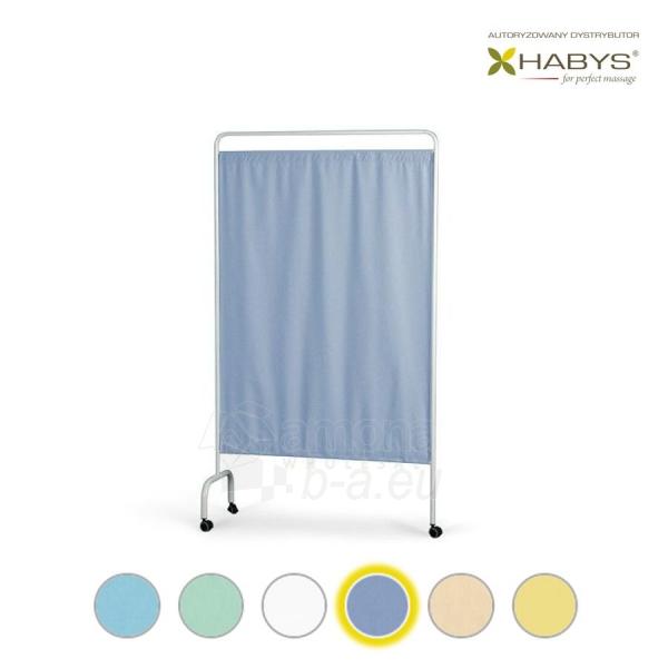 Vienos dalies širma HABYS Parawan Standard I Blue Paveikslėlis 1 iš 1 310820205697