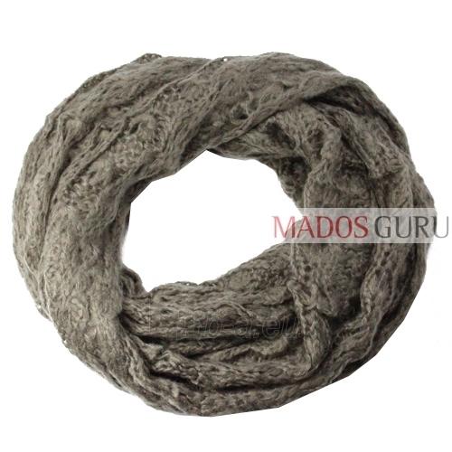 Vienspalvis megztas scarf MSL457 Paveikslėlis 1 iš 1 30063100313